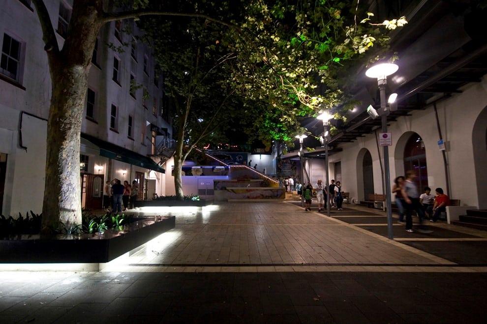 streetscape lighting