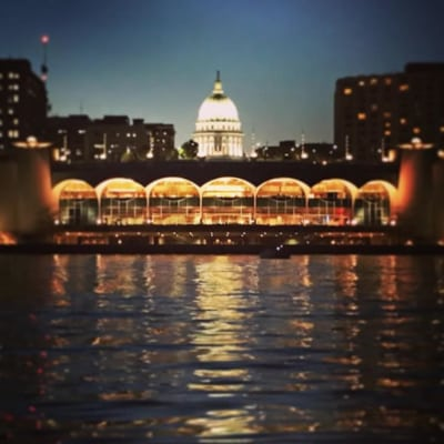 Monona Terrace - Madison, Wisconsin