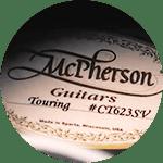 LARRY KLENC • MCPHERSON GUITARS • SPARTA