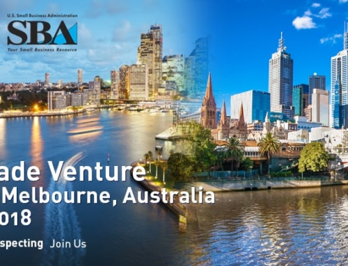 Global Trade Venture: Australia 2018