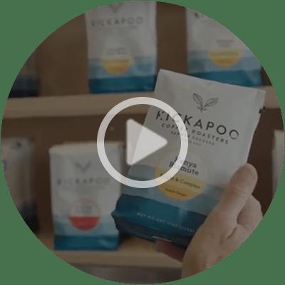 Kickapoo Coffee Wisconsin Stories