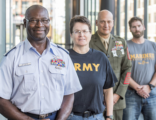 Leading health care services provider wants to hire more veterans, military spouses