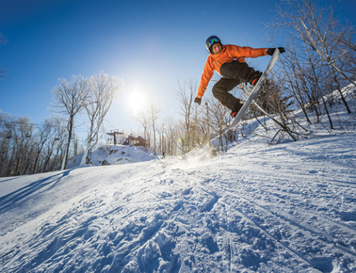 Top four ways to take advantage of winter in Wisconsin