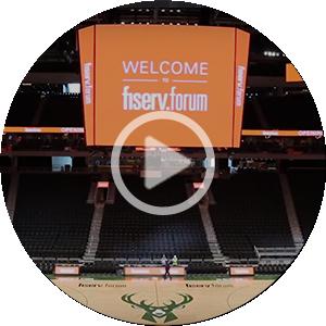 Fiserv Forum video thumbnail
