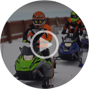 Snowmobile Derby video thumbnail