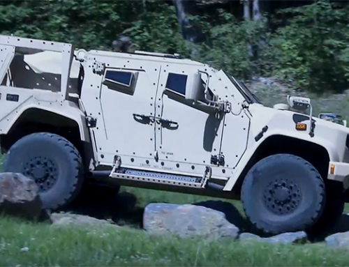 Tactical vehicle manufacturer actively seeking more veterans to add to its staff