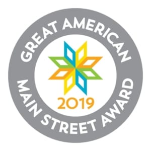Great American Main Street Award logo
