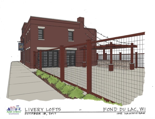 City of Fond du Lac receives $90,000 state grant to support redevelopment of downtown historical building