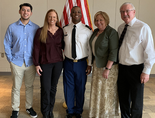 Recreation and community support drew military spouse to Wisconsin