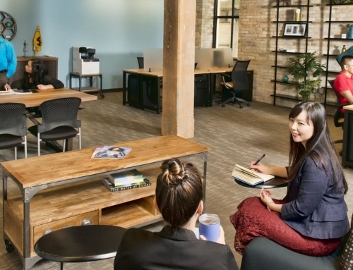 Wisconsin coworking spaces benefit startups through tech connectivity, industry-specific focus