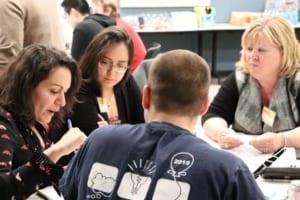 2018 Madison Startup Weekend icebreaker event