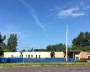 Exterior shot of EverGrown Learning Center in Ashland