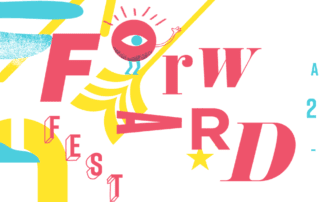 Graphic for 2019 Forward Festival