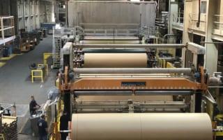 Appleton paper mill