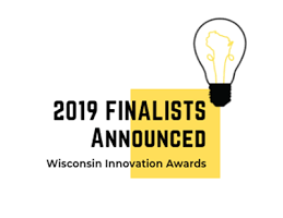 2019 Wisconsin Innovation Award finalists