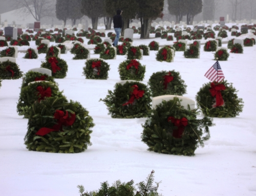 Veterans' Cemeteries Across Wisconsin Honor Wreaths Across America Day