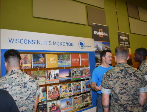 Mission Wisconsin's 2020 Hiring Our Heroes events