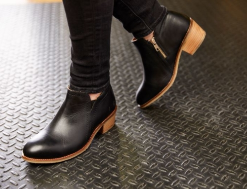 Xena Workwear designs footwear with a mission