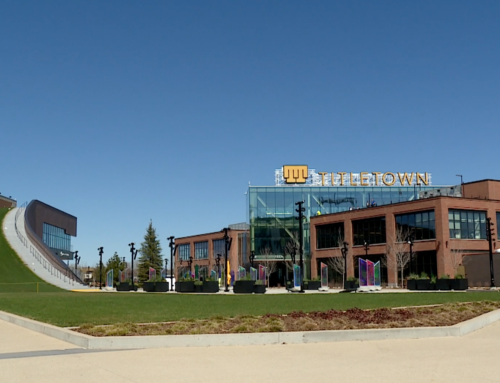 Networking event at Lambeau Field brings together major firms with emerging companies