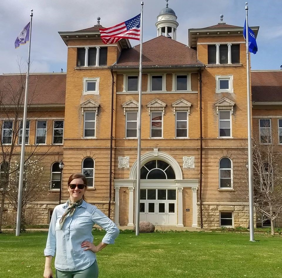 Marine veteran Tegan Griffith finds a new home base in North Central Wisconsin